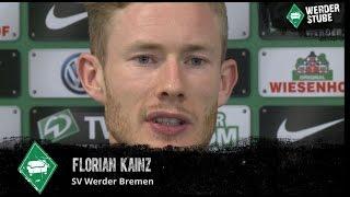 Werder Bremen: Florian Kainz über seinen Aufschwung