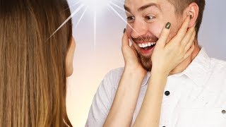 HUSBAND CHOOSES MY DATE NIGHT MAKEUP | ALLIE GLINES