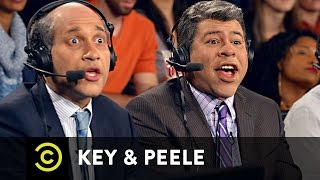 Key & Peele - Basketball Commentary