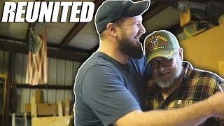 Reuniting A Veteran With His Long Lost Harley Davidson