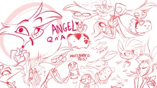 ASK ANGEL QnA STREAM- #1 A Test Run