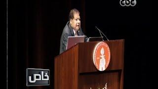 خاص | شاهد .. كيف تحدث د. أحمد زويل عن مدينة الإسكندرية منارة الشرق