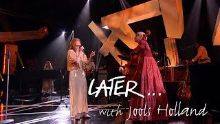 Florence + The Machine and guest Kelsey Lu perform 100 Years on Later... with Jools