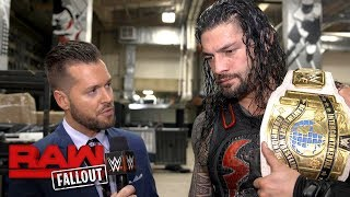 Roman Reigns will honor his family
