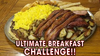 ULTIMATE BREAKFAST CHALLENGE in Connecticut!!