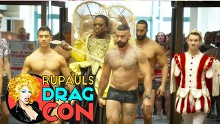 Bob the Drag Queen, Alaska, Violet Chachki, Sharon Needles, Jinkx & Raja | Crowned Queen Entrances!