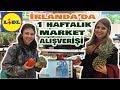 İRLANDA- 1 Haftalık Market Alışveri�...mp3