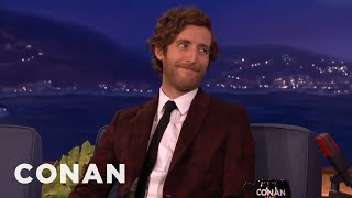 "Thomas Middleditch: ""Silicon Valley"" Is An HR Nightmare  - CONAN on TBS"