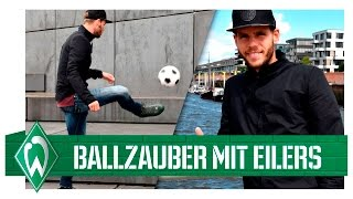 Ballzauber mit Justin Eilers | SV Werder Bremen