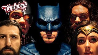 JUSTICE LEAGUE | Kritik & Review | 2017