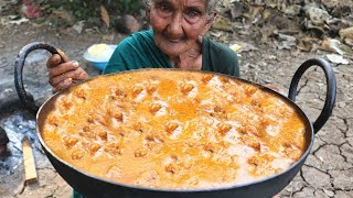Butter chicken With Butter Naan Recipe By 106 Mastanamma