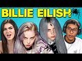 TEENS REACT TO BILLIE EILISHmp3