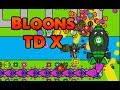 New Game - Bloons Tower Defense Xmp3