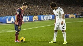 5 Dinge, die nur Messi im Fussball schaffte..