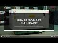 Generator Set Main Partsmp3