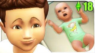 Die GEBURT von PALUTENS KIND! ☆ Sims 4