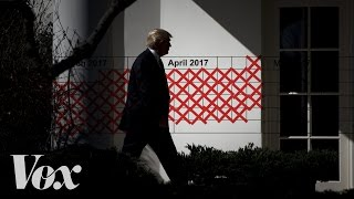 Ezra Klein: 100 days of Trump's flailing presidency
