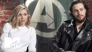 'Avengers: Age of Ultron': Can Scarlet Witch & Vision Have Sex? | MTV News
