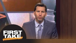 Will Cain: Dallas Cowboys should sign Eric Reid | First Take | ESPN