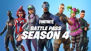 BATTLE PASS SEASON 4 | AVAILABLE NOW