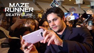 Maze Runner: The Death Cure | Fans Around the World React | 20th Century FOX