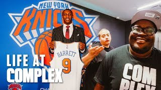 Should We Feel Bad For Knicks Fans? | #LIFEATCOMPLEX