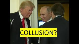 Who prevented the Putin/Trump meeting in Vietnam?