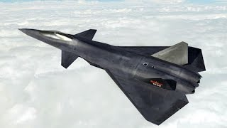 CHINA has unveiled its most advanced stealth fighter jet ever amid growing tensions with the US
