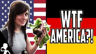 They do WHAT In America?!   The USA Diaries   #151   Get Germanized