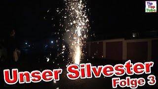 Angst im XXL Feuersturm | Silvester Feuerwerk | Vlog 3 von 4 TipTapTube
