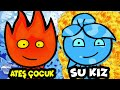 Ateş ve Su | Flash Oyunu /w Anka Leydimp3