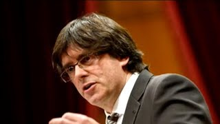 Puigdemont fails to clarify stance on Catalan independence