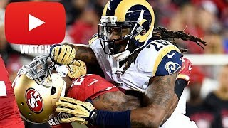 """The Hardest Hitter in NFL History? 