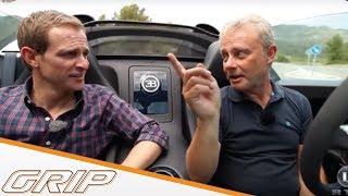 Bugatti Veyron 16.4 Grand Sport Vitesse - GRIP - Folge 197 - RTL2