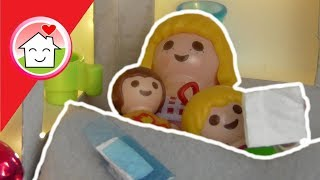 Playmobil Film deutsch Alle krank! / Kinderfilm / Kinderkanal family stories