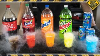 Is It Possible To Turn Soda into Slushies?
