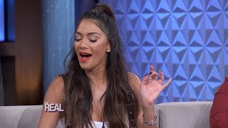 Nicole Scherzinger Nails These Celebrity Impressions!