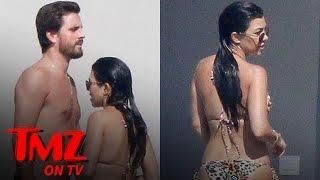 Kourtney Kardashian and Scott Disick Together Again | TMZ TV
