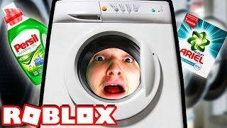 GEFANGEN IN EINER WASCHMASCHINE !! | Roblox