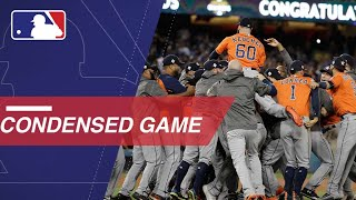 Condensed Game: WS2017 Gm7 - 11/1/17
