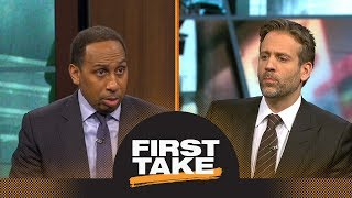 Lakers or Knicks: Which NBA team needs LeBron James most?   First Take   ESPN