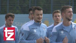 TSV 1860: Training nach souveränem Sieg gegen Unterföhring