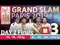Grand-Slam Paris 2019: Day 2 - Final Blo...