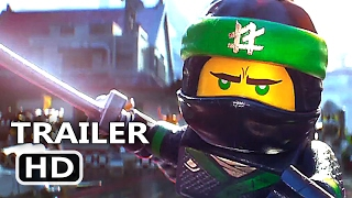 THE LЕGΟ NINJАGΟ MOVIE Official Trailer (2017) Animation Movie HD