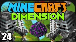 Die ekligste Sache in ganz Minecraft Dimension! ☆ Minecraft: Dimension