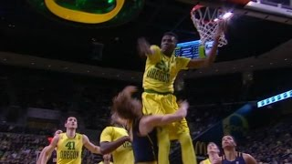 Chris Boucher Is Oregon