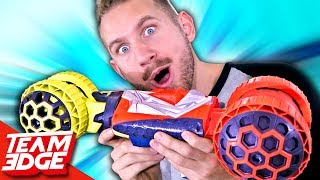 Extreme Hot Wheels Race!!