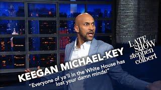 Keegan-Michael Key Brings Luther, Obama