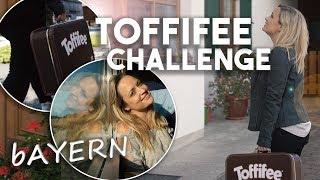 TOFFIFEE TORTE Backen ? Toffifee CHALLENGE (P) I Bayern I Mellis Blog