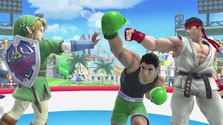 Super Smash Bros Wii U - All Character Endings (DLC Included)